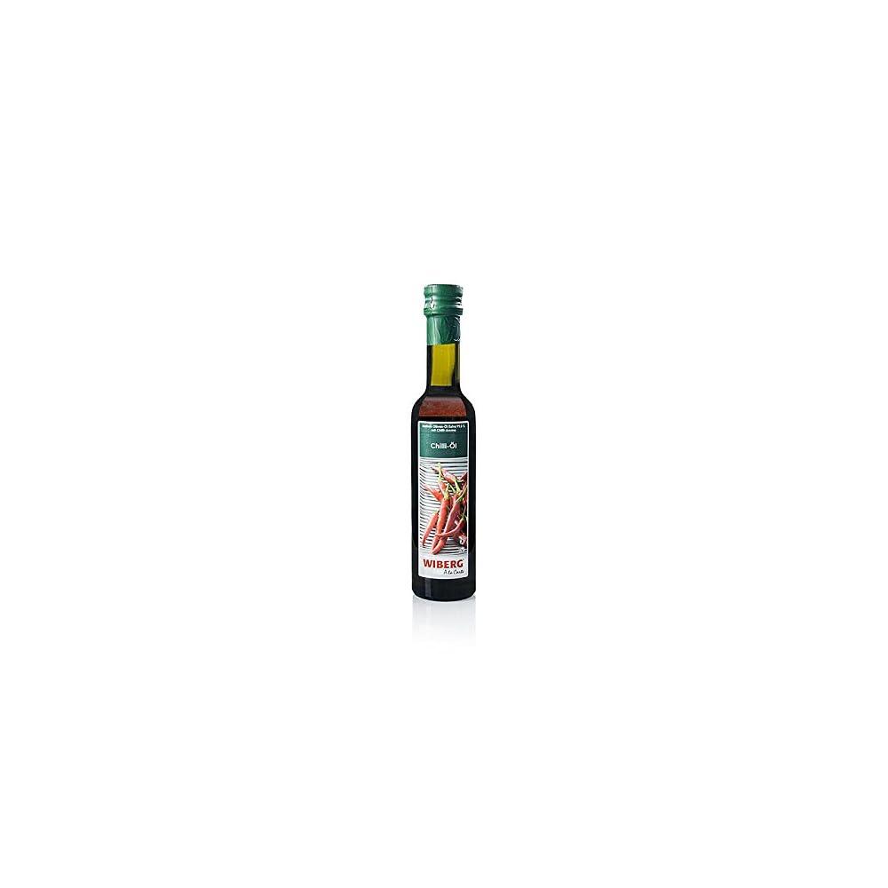 Wiberg Chili L Natives Oliven L Extra 99 Mit Chilli Aroma 250 Ml