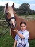 Loom Band Stirnband-Set–Bringt die Loom Band Craze dem Pferd & Pony Welt–Enthält Stirnband Enden zu passen alle zäume in schwarz oder braun–Macht mehrere Stirnbänder–wählen Sie aus einer Vielzahl von Farben erhältlich Neon, Black Browband