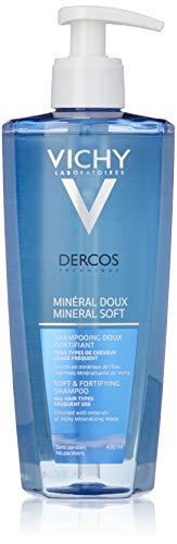 Dercos Shampoo minerale di Vichy, Shampoo Unisex - Flacone 400 ml