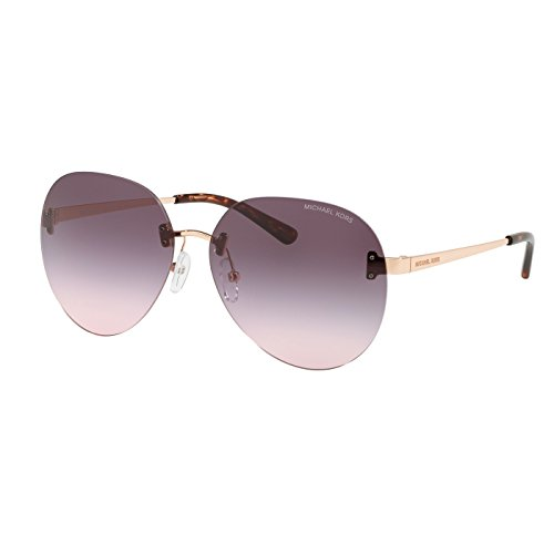 Ray-Ban Damen 11085M Sonnenbrille, (Rose Gold), 60