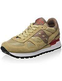 Saucony Originals Zapatillas Dxn Trainer Beige / Rojo EU 38.5 (US 7.5)