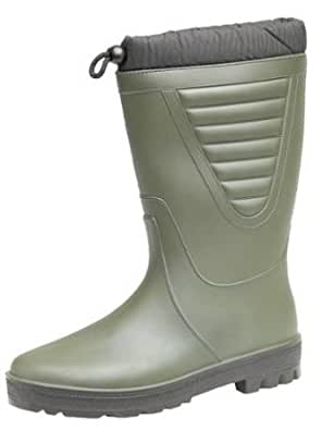STORMWELL Men's Boots, Womens Men, Green - Green