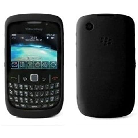 Univers Gsm-Custodia in Silicone per BlackBerry 8520,
