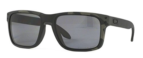 Oakley MultiCam Black Polarized Grey Holbrook