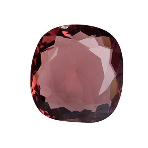106,00 ct alexandrite perfect cushion gem stone stone gemstone sfaccettato a colori che cambiano alessandrite per gioielli