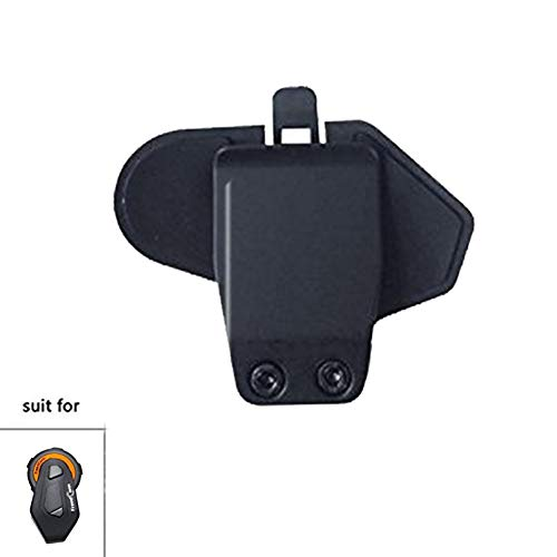 FreedConn Accessori per Interfono moto bluetooth, Kit accessori composto da : Clip per TMAX Series Casco per moto Bluetooth Interphone Citofono per moto