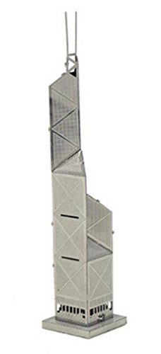 nwyjr-metal-construccion-banco-de-hong-kong-de-metal-del-edificio-de-china-modelo-kit-acero-inoxidab