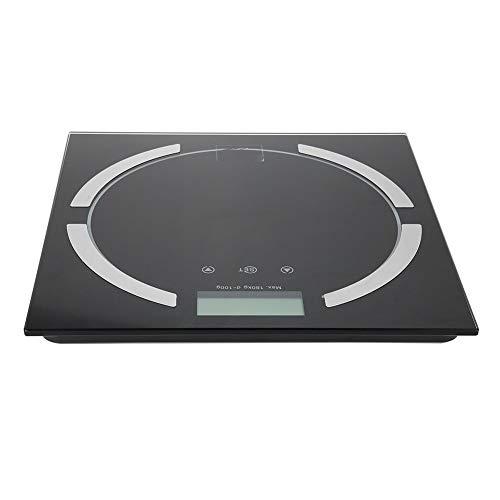 Gewicht-Skala-intelligente Skala Multifunktions-LCD BMI-Körperfett-Muskel-Skala-Körper-Muskel-Digital-Analyse-Gewicht-Skalen