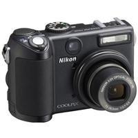 Nikon Coolpix P5100 Digitalkamera (12 Megapixel, 3,5-Fach Opt. Zoom, 6,4 cm (2,5 Zoll) Display, Bildstabilisator)