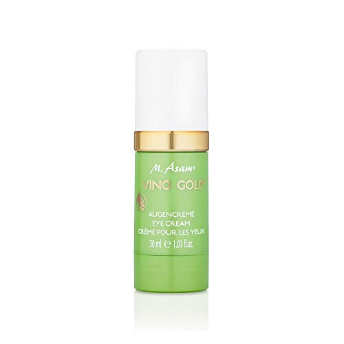 M. Asam Vino Gold Augencreme Eye Cream Inhalt: 30ml