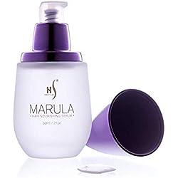 HerStyler Aceite de Marula pelo Serum con Aloe Vera y vitamina E | El pelo cumple su partido