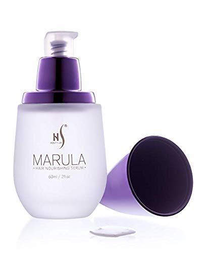 HerStyler Aceite Marula pelo Serum Aloe Vera vitamina