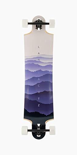 Unbekannt Landyachtz Switchblade & Ten Two Four Longboard, Deck und Komplett [mehrere Größen], 40