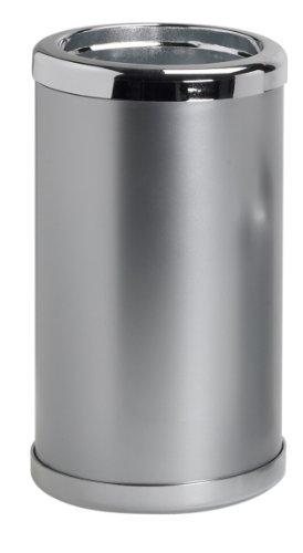 Platex 730050050 Bouteille Isotherme avec Recharges Chromé