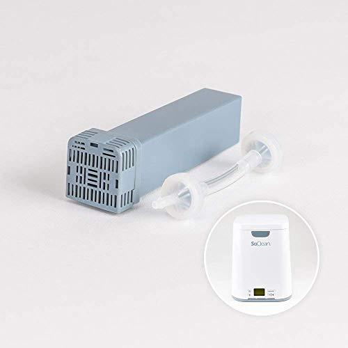 SoClean 2 Patronenfilter und Rückschlagventil Ersatz Set | Hält den Sanitizer sauber und steril | Einfach zu installieren -