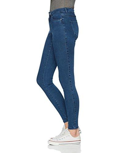 Only, Jeans Skinny Donna Blu (Medium Blue Denim)
