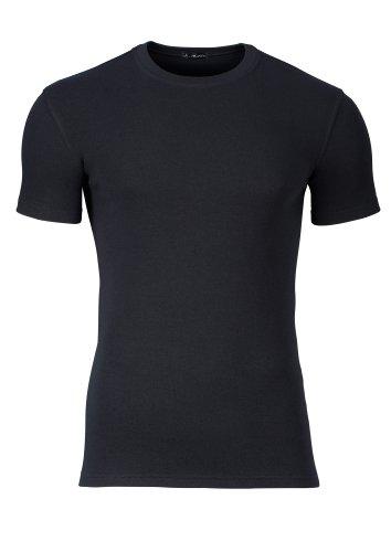 Jockey® Herren, Modern Thermal T-Shirt, kurzarm, 15501812 Schwarz
