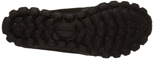 Skechers Ez Flex 2 Coccolati-up Gli Allenatori 22780 Nero Chocolate/Pink