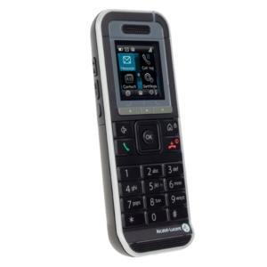 ALCATEL-LUCENT 8232 DECT-Mobilteil mit Akku und Gürtelclip - ohne Ladeschale (3BN67330AA)