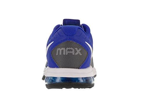 Nike Air Max Full Ride TR, Chaussures de Sport Homme, Noir Cool Grey/Racer Blue/Black/White