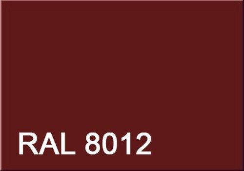 Preisvergleich Produktbild 5kg Farbpaste rotbraun RAL 8012