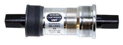 SHIMANO Innenlager BB-UN55 68/113 mm, E-BB-UN55B13 (Bb-pedal)