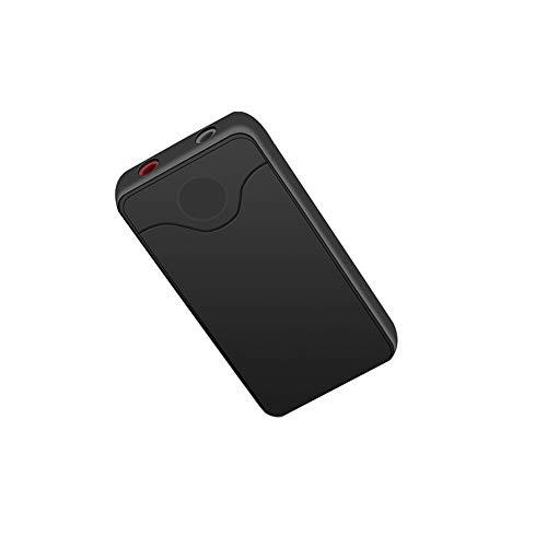 BUHWQ Bluetooth Adapter, 4,0-Audio-EmpfäNger-Sender Zwei In Einem 3,5-Computer-Lautsprecher, Einer FüR Zwei Sender -