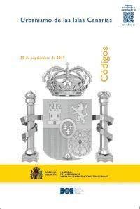 Código de Urbanismo de las Islas Canarias (Códigos Electrónicos)