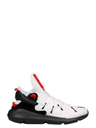 adidas Y-3 Yohji Yamamoto Homme Bc0964 Blanc Tissu Baskets