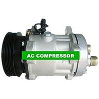 Gowe Auto AC Compresseur pour auto AC Compresseur 7h15 pour Fiat 45103/6453t0/7908