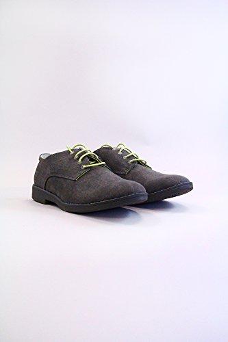 Dude Shoes Mens Volterra Canvas Navy blue