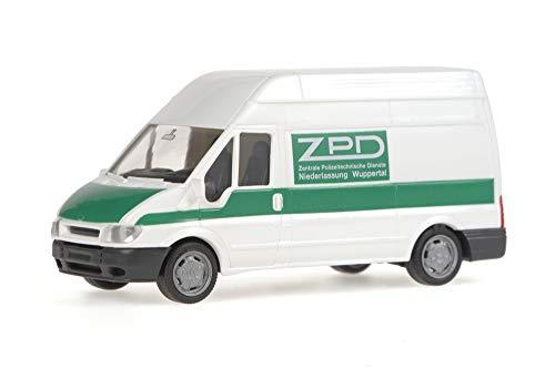 Reitze Rietze–129.766,1cm Ford Transit Central Police Technische Dienstleistungen Van Modell