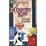 Country Kiss (Homespun) by Sharon Harlow (1993-02-02)
