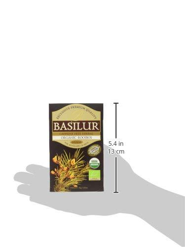BASILUR-Bio-Organic-Rooibos-20x15g