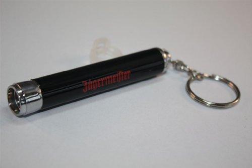 Jägermeister torcia LED come portachiavi
