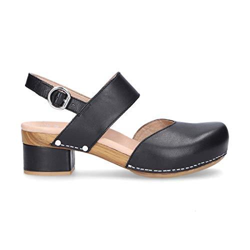 dansko Luxury Fashion Damen 3620020600 Schwarz Sandalen | Frühling Sommer 19