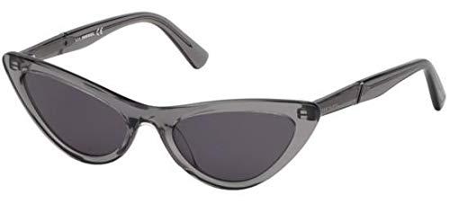 Diesel Sonnenbrillen DL 0303 Grey/Grey Damenbrillen