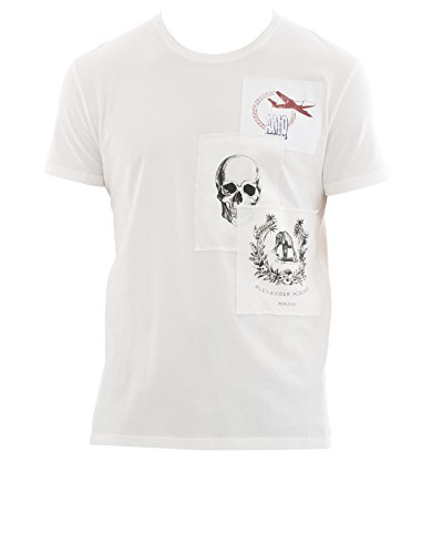 alexander-mcqueen-mens-462436qiz7d0900-white-cotton-t-shirt