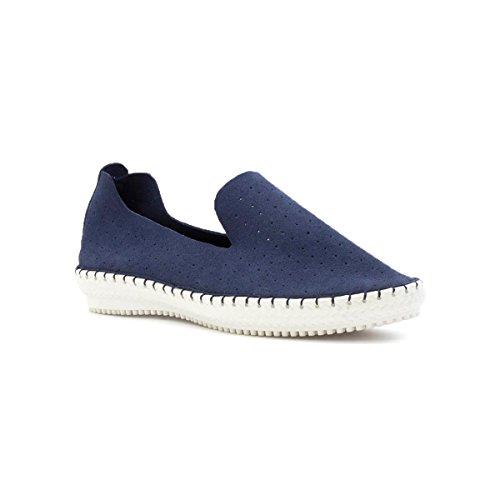 Heavenly Feet , Damen Mokassins Blau