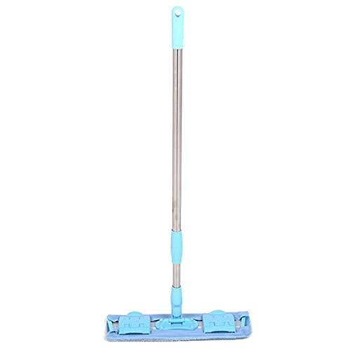 Yi kui moci multifunzionale panno cartella flat 360 gradi di rotazione parquet magico mop elettrostatico a umido mops