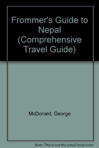 Frommer's Comprehensive Travel Guide: Nepal
