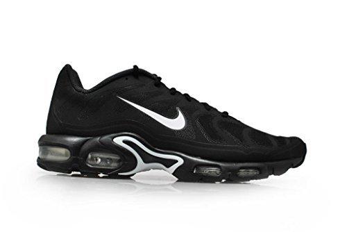 Nike Air Max Plus Fuse, Pantaloncini Donna, Black/Reflective Silv, L