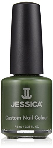 Jessica Cosmetics Nail Colour Meet at the Plaza, 7.4 ml Plaza Creme