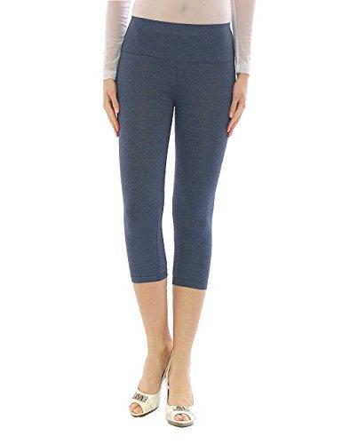 ings Leggins Baumwolle Hose Wäsche hoher Bund jeans XL (Jean Leggings Für Frauen)