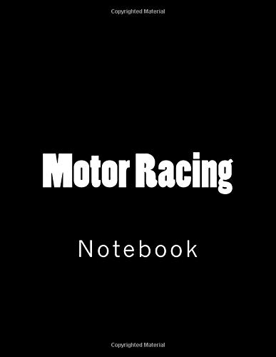 Motor Racing: Notebook