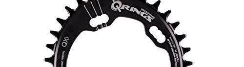 ROTOR Q-Ring QX1 MTB Kettenblatt Shimano XT M8000 96mm 1-Fach schwarz Ausführung 36 Zähne 2018 Kettenblätter