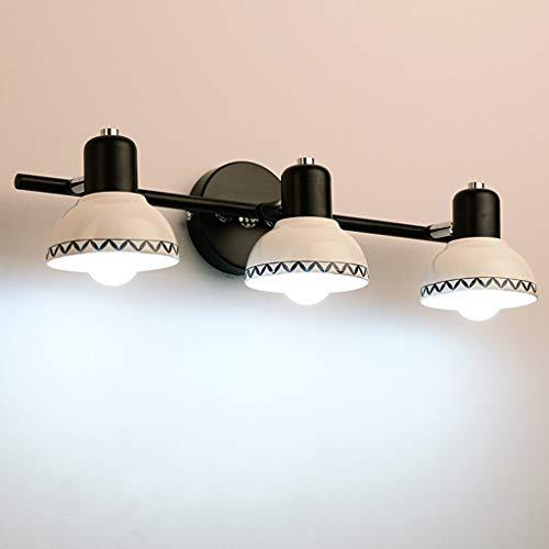 Lámparas LED de cerámica espejo retrovisor faros