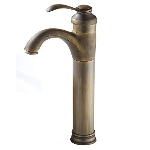 Wasserhahn Europäischen Kupfer Heißen und Kalten Einlochmontage Hängen Waschbecken Öffnung Ist 32 MM Bis 40 MM Kann installiert Werden -
