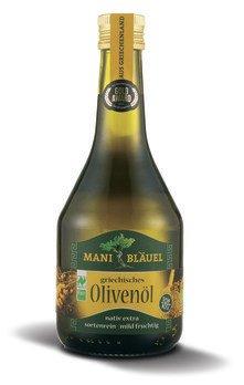 Mani Bläuel Olivenöl, 500 ml