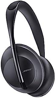 Auriculares inalámbricos Bluetooth Bose Noise Cancelling Headphones 700, con control por voz de Alexa, Negro